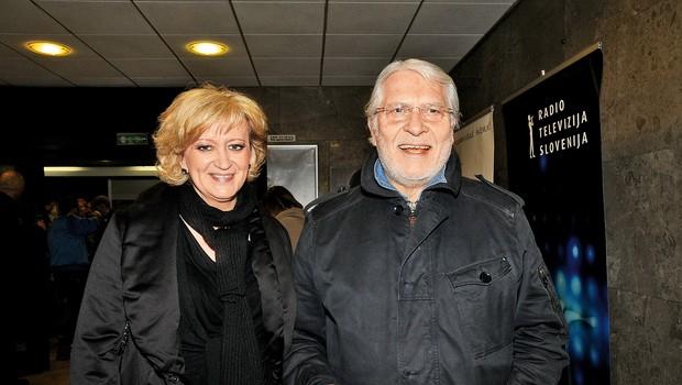 Boris in Ksenija (foto: Sašo Radej)