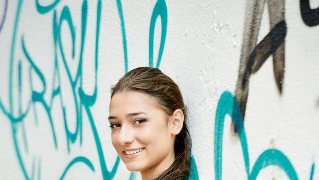 Preizkusila se je tudi na šovu Archerstreet talent, ki velja za malo bolj alternativno verzijo X-Factorja. (foto: Primož Predalič, osebni arhiv)