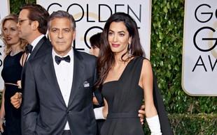 George Clooney je razkril recept za srečno razmerje