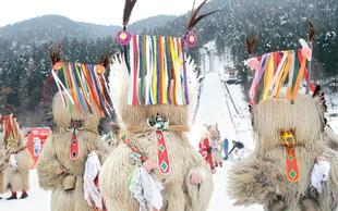 Pustni karnevali, festivali in pustovanja po Sloveniji
