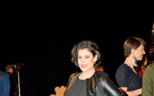 Ana Marija Mitić je kilograme pretopila v zlato