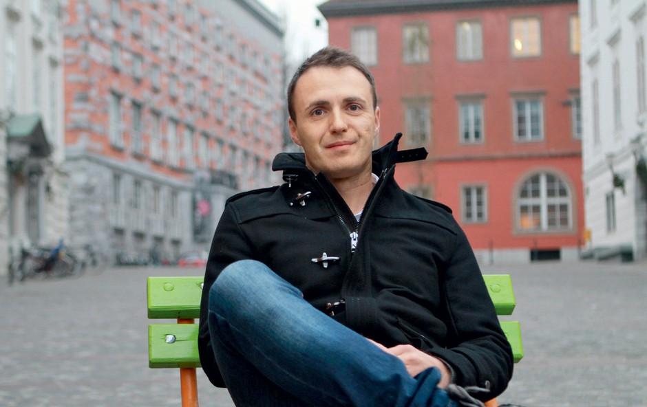 Ranko Babić bo igral v prvi slovenski limonadi (foto: Goran Antley, Planet TV)