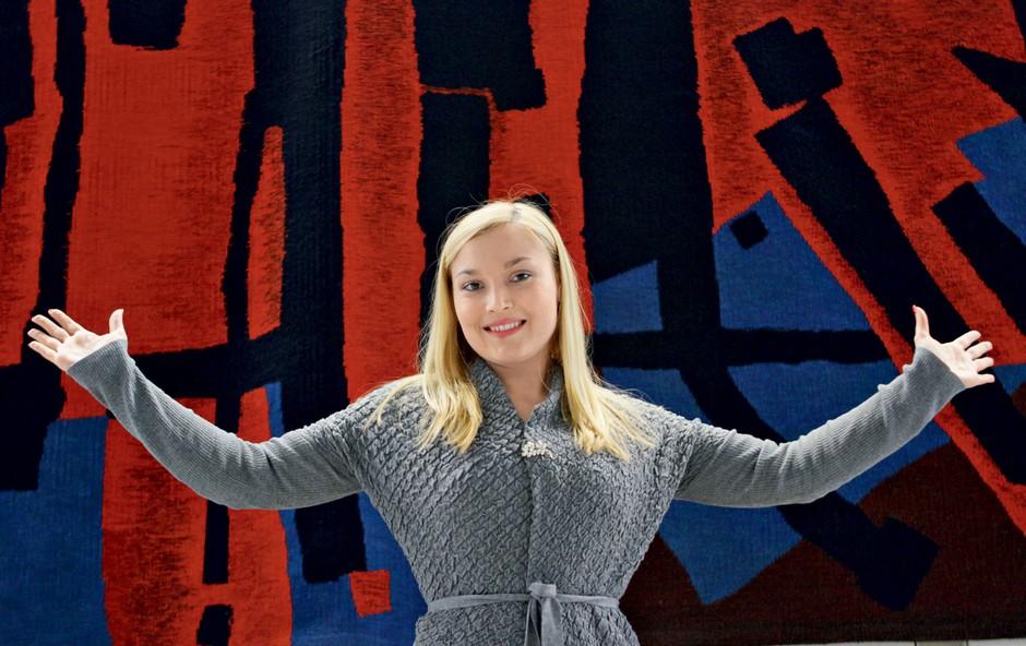"""Eva Černe: """"Morala sem odrasti že zelo zgodaj"""" (foto: Goran Antley)"""