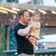 Ganljivo! Očka Ian Ziering s hčerkico!