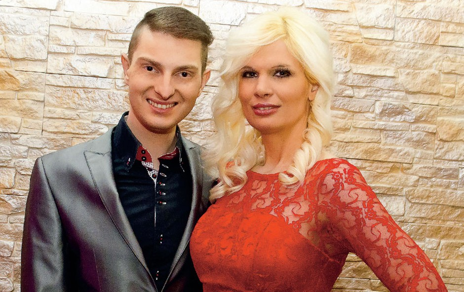 Kje je Damjan Murko upihnil 30 svečk? (foto: Zmago Zemljič)