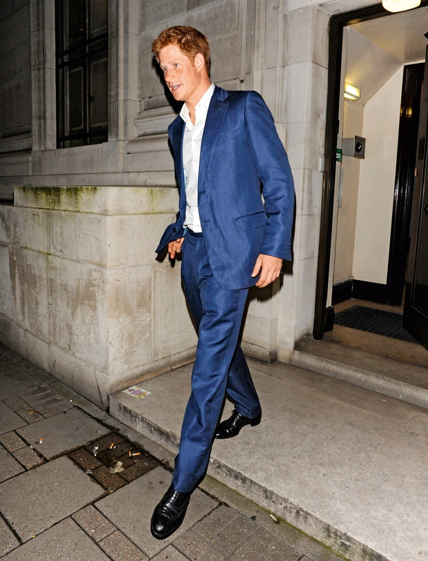 Princ velja za velikega veseljaka, ki pa zna ločiti med zabavo in delom. (foto: Lea)