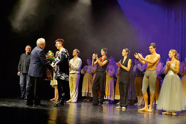 """Claudia Sovre: """"Pri baletu je bolj kot talent pomembno trdo delo"""" (foto: Primož Predaličm, osebni arhiv, Urosh Grabner)"""