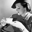 Kavarniški bonton za ženske iz leta 1936