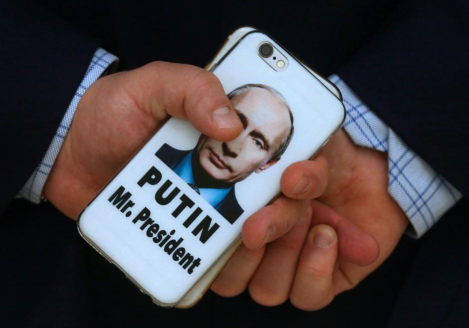 5 nenavadnih dejstev o Vladimirju Putinu (foto: profimedia)