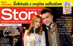 V novi Story o Maraayi, Nini Osenar in Borisu Kobalu