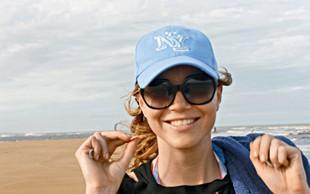 Tina Ternjak je raziskovala Brazilijo