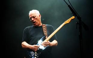 Kitare Davida Gilmourja prodali za 21 milijonov dolarjev - denar je namenil okoljevarstvenikom!