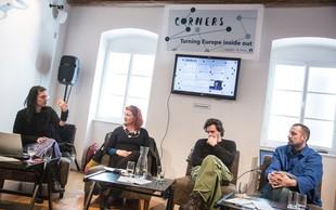 Corners povezuje evropska občinstva z novimi zgodbami