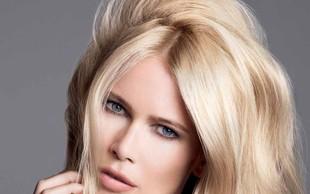 Luksuzna nega s citrusi in olji za blond lase