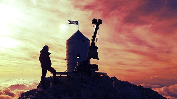 Prva slovenska alpinistična psiho-drama pod mentorstvom Davida Lyncha (foto: Rožle Bregar)
