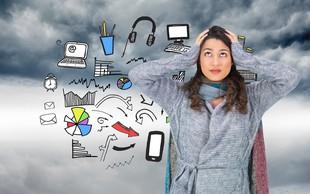 Kako se izogniti izgorelosti in stresu? S pomočjo 3 nasvetov!