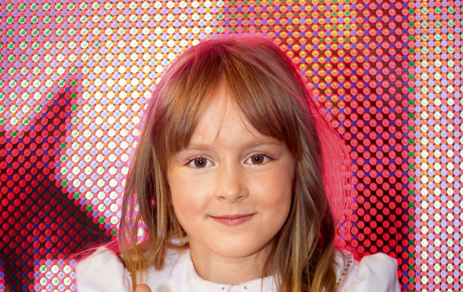 Lina Kuduzović bo Slovenijo zastopala na Evroviziji za otroke (foto: POP TV)