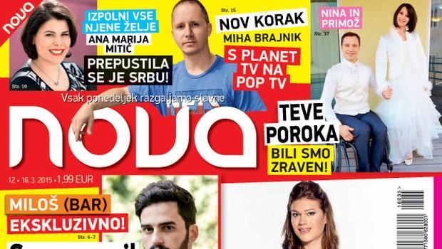 Miloš (Bar) o tragičnem otroštvu, Pio (Big Brother) nekdo čaka doma! (foto: Nova)