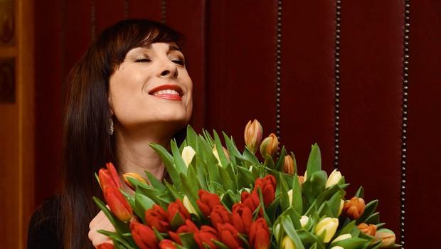 """Tina Gorenjak: """"Ljubezen se bo zgodila, o tem sem prepričana!"""" (foto: Primož Predalič)"""
