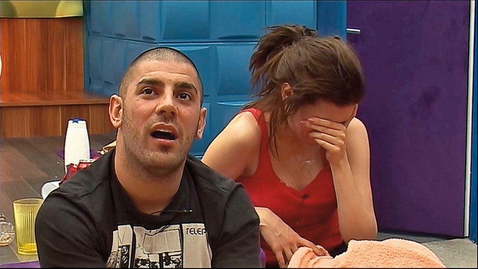 Drame v Big Brotherju (foto: Pop tv)