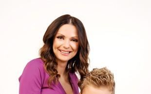 Prvorojenec Natalije Verboten bi imel še enega bratca