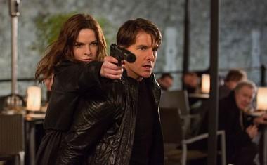 Tom Cruise z novo nemogočo misijo: Odpadniška nacija!