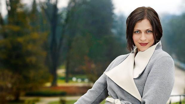 """Nuška Drašček: """"V njej se skrivata dve osebnosti"""" (foto: Lea)"""