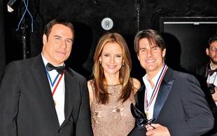 Člani zloglasne sekte izsiljujejo Toma Cruisea ter Johna Travolto