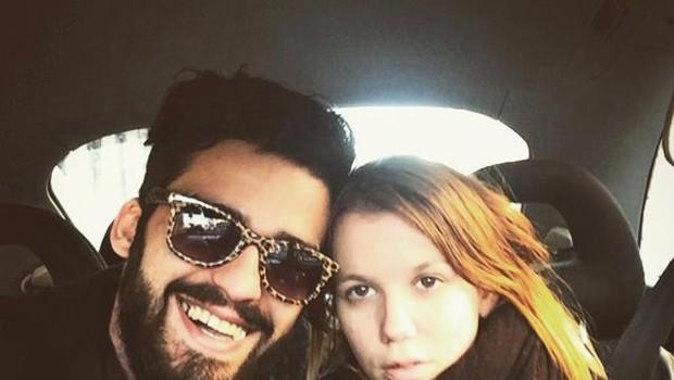 Miloš in Katarina sta skupaj štiri mesece (foto: Facebook)