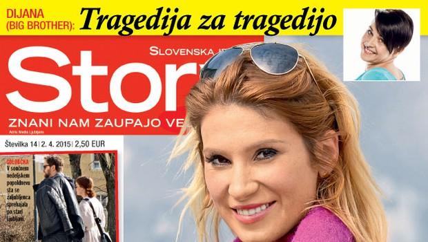 V Story boste brali o Katayi, Juriju Zrnecu, Katarini Čas in Katarini Kresal! (foto: Story)