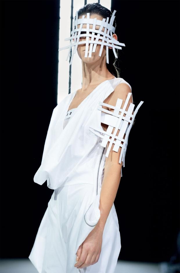 Teden mode zdaj v strogem centru (foto: Helena Kermelj)