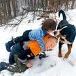 Miran Stanovnik prisega na pse