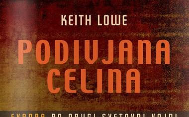 Britanski zgodovinar Keith Lowe, avtor Podivjane celine, gostuje v Sloveniji