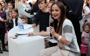 Ana Klašnja: Junior festival je bil odlična izkušnja