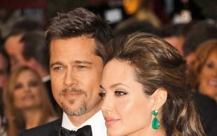 Angelina Jolie in Brad Pitt v zelo slabih odnosih, ne zdržita v istem prostoru