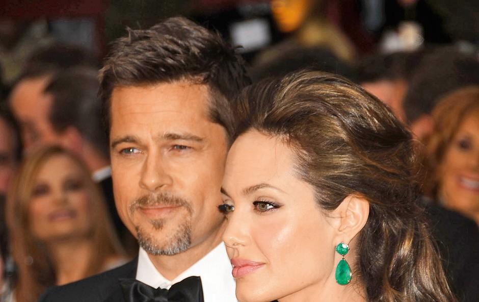 Angelina ima dokaze o Bradovem varanju, vpletene naj bi bile tudi prostitutke! (foto: Profimedia)