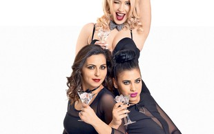 Vita, Suzana in Ivona (Bar) na seksi fotografiranju