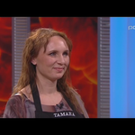 Tamara se je kot druga morala posloviti od tekmovanja MasterChef (foto: printscreen)