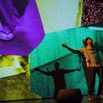Nástio Mosquito, vizualni umetnik, performer, glasbenik, pisatelj ... (foto: Festival Exodos)