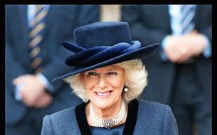 Britanci Camille Parker Bowles nočejo za kraljico