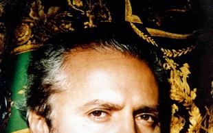 Prodaja se hiša, v kateri Gianni Versace nikoli ni stanoval