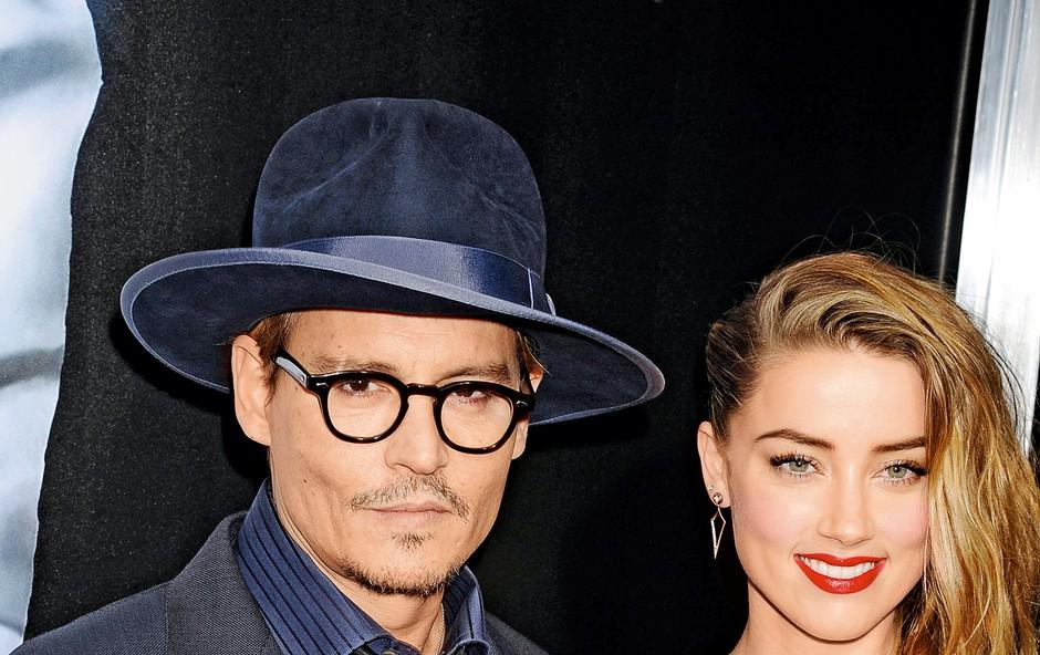 Venessa Paradis in Johnny Depp: Poroka z mlajšo je bila pravilna odločitev (foto: Lea)