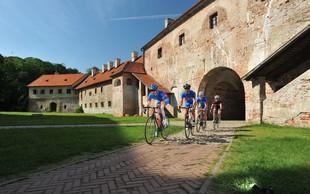 Po poteh dirke »Tour of Croatia« v LifeClass Termah Sveti Martin