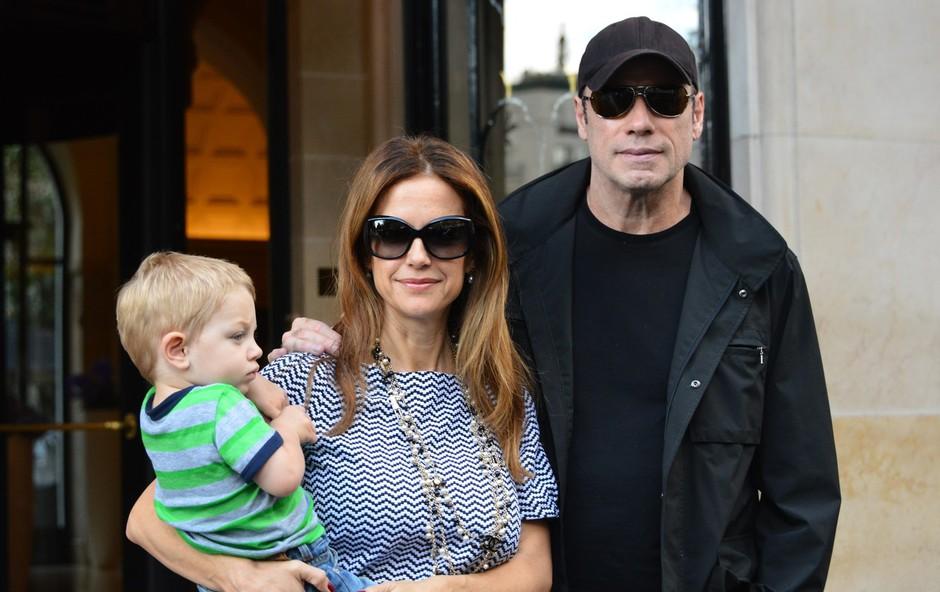 John Travolta si ne bo ogledala dokumentarca o scientološki cerkvi (foto: profimedia)