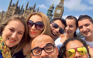 Žiga Puconja (Big Brother) se junija spet zaposli na luksuzni križarki
