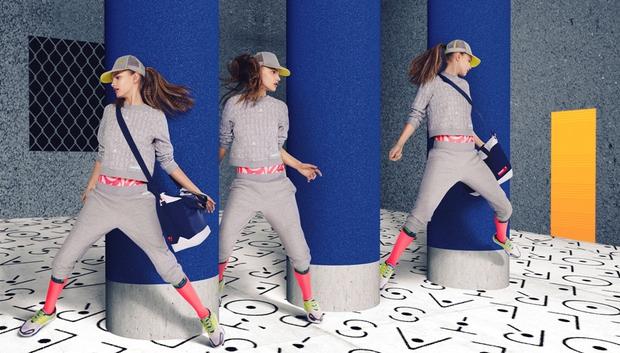 Novi modni podvig združuje zmogljivo športno tehnologijo in udarne modne trende. (foto: StellaSport)