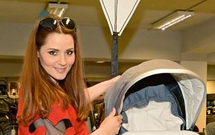 Katarina Mala nam je zaupala, kako doživlja nosečnost
