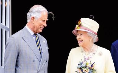 Kraljica Elizabeta praznuje častitljivih 89 let