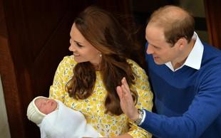 Kdo bo prvi obiskal Kate Middleton v porodnišnici?