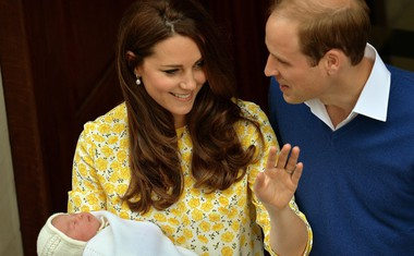 Kate in William razkrila ime male princeske!